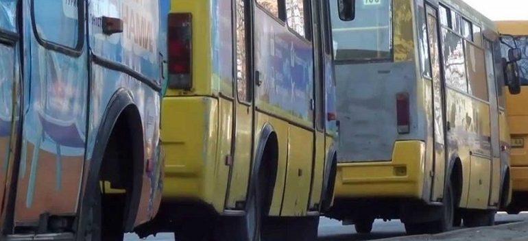 Одесские маршрутки меняют схему движения: какие рейсы и направления