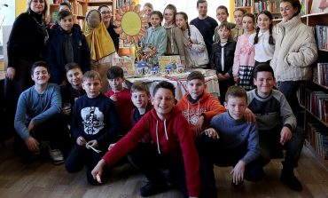Масленица в Арцизской громаде: дети узнали больше о народных традициях