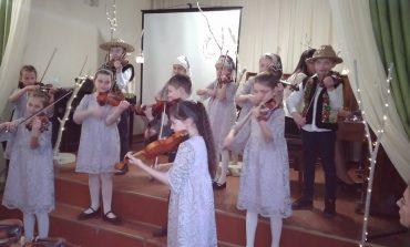 Юные музыканты Арциза показали свое мастерство (фото)