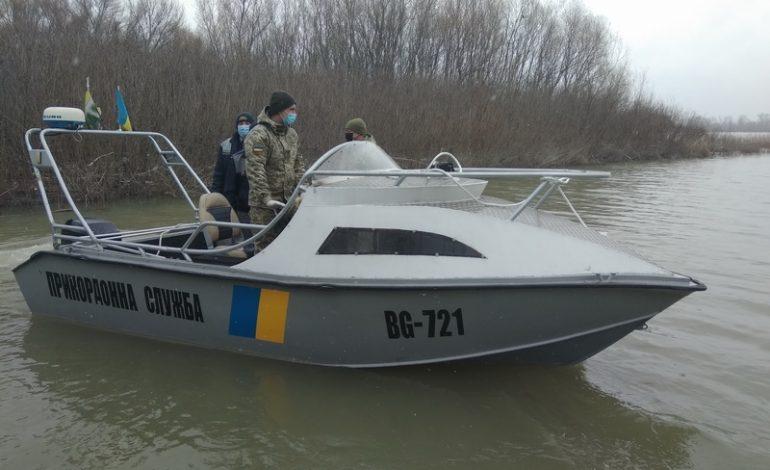 На Дунае румынские пограничники пересели в катера украинских коллег (фото)