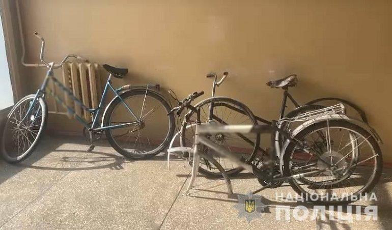 В Измаиле наемный рабочий похищал велосипеды