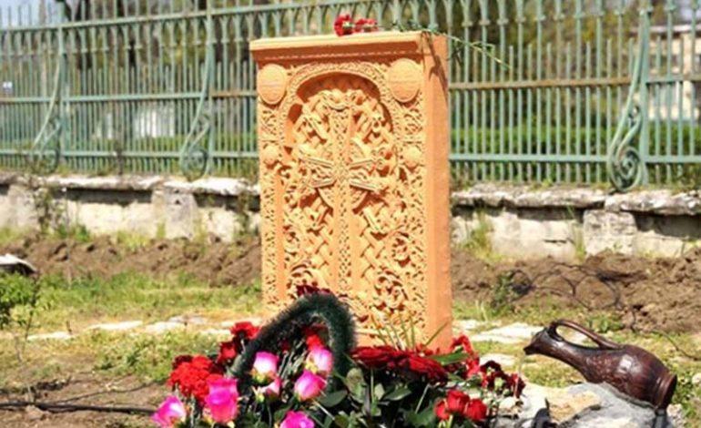 В Болграде появилась частичка Армении