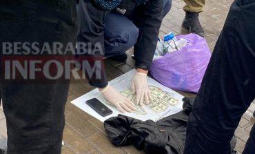 В Измаиле на взятке задержан сотрудник водной полиции (фото)