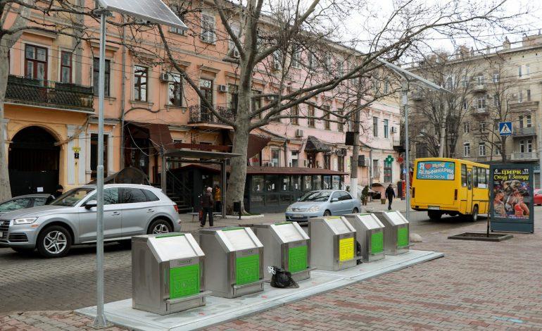 В Одессе мусор будет раздавать Wi-Fi
