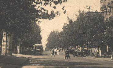 Без пяти сто лет первому одесскому автобусу