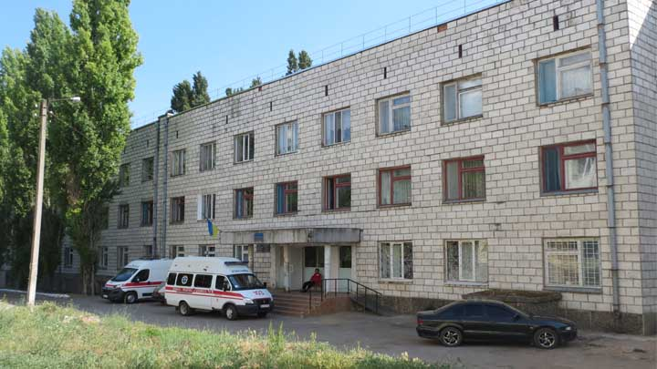 В Ренийской городской больнице вновь открылось инфекционное отделение №2