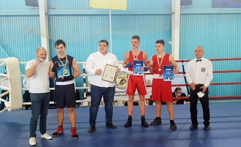 Юные боксёры Белгорода-Днестровского прошли отбор для участия в Чемпионате Украины