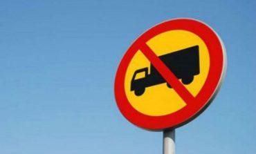 Грузовикам запретят  въезжать в Одессу в час пик