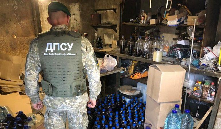 В Рени обнаружили подпольные цеха по производству алкоголя