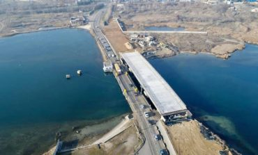 Когда наконец достроят мост через Сухой лиман: смотри онлайн камеры