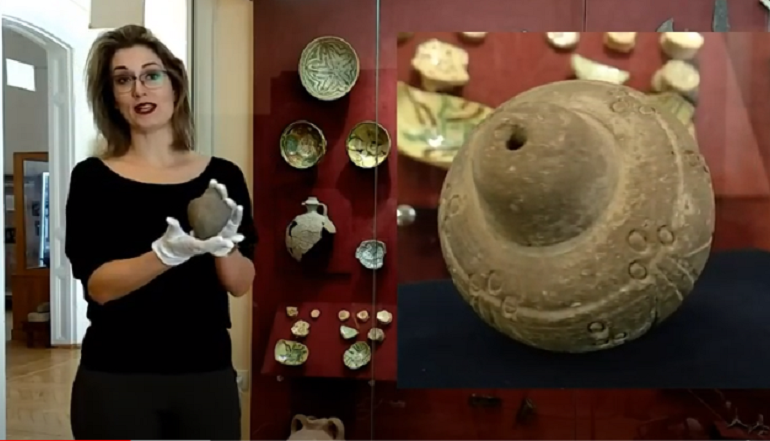 Белгород-Днестровский музей знакомит с экспонатами онлайн