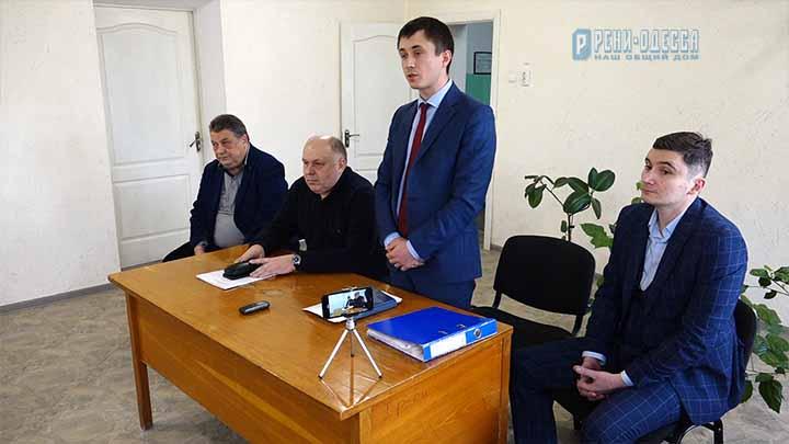 Новое руководство порта Рени проводит ревизию земельных взаимоотношений с субъектами СЭЗ