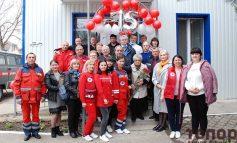 Болградская «скорая» отметила 75-летний юбилей