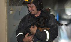 В Одессе во время пожара в многоэтажке эвакуировали 20 человек