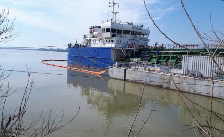В порт Рени впервые зашел танкер с малайзийским дизтопливом