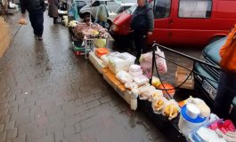 В Белгороде-Днестровском вместо ярмарки – стихийная торговля