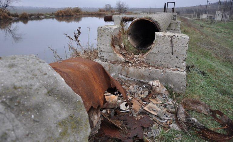 Одесский облсовет требует решить проблему загрязнения озера Ялпуг с территории Молдовы