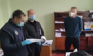 В Одесской области начальник подразделения райотдела полиции попался на взятке
