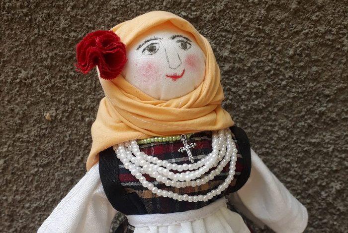 В Одессе пройдет необычная выставка аутентичных кукол