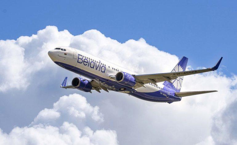 Украина вводит запрет на использование воздушного пространства белорусской авиацией