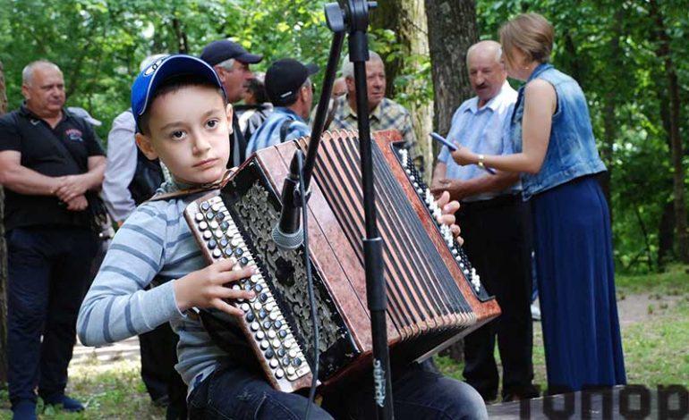 День музыканта в городской парке Болграда (фоторепортаж)