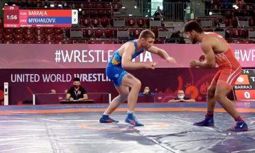 Борец из Тарутино завоевал путевку на Олимпийские игры в Токио (фото)