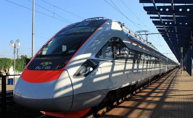 От Одессы до Измаила намерены запустить поезд «Интерсити»