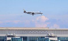 Аэропорты Украины с начала года обслужили 2,7 миллиона человек