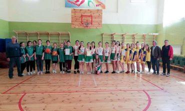 В Арцизе прошли соревнования по баскетболу