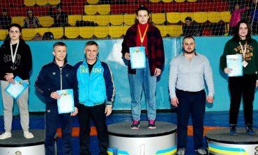 Чемпионкой Украины по вольной борьбе стала воспитанница Белгород-Днестровской ДЮСШ