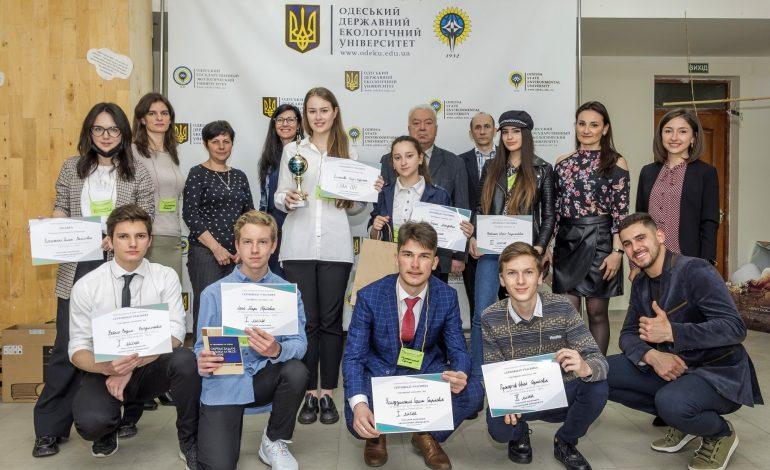 Школьники Одессы и области поучаствовали в конкурсе на лучшего юного физика