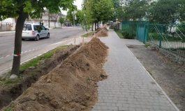 Более двух километров подземного кабеля меняют в Белгороде-Днестровском