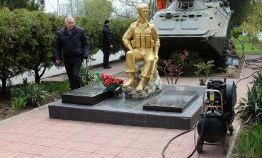 Места боевой славы благоустроили ко Дню Победы в Белгороде-Днестровском