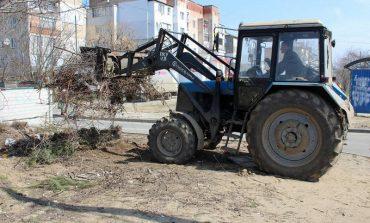 В Белгороде-Днестровском жители могут бесплатно заказать технику для вывоза  мусора