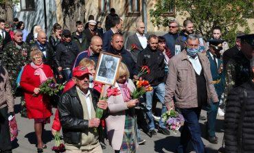 Ярко и празднично отметили День Победы в Белгороде-Днестровском (фото)