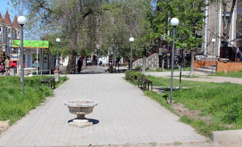 Благоустройство  зелёных зон  продолжат в Белгороде-Днестровском