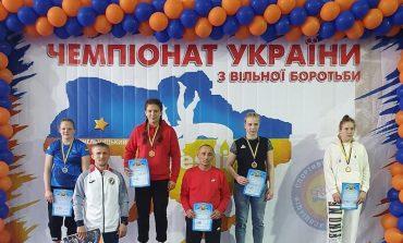 Чемпионка Украины по вольной борьбе среди  кадетов - спортсменка из Белгорода-Днестровского