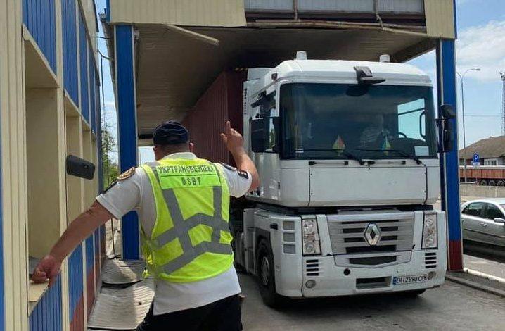 В Болградском районе к контролю за перегрузом привлекут мобильные весовые комплексы