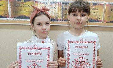 Юные килийские художники  стали призёрами пасхального конкурса