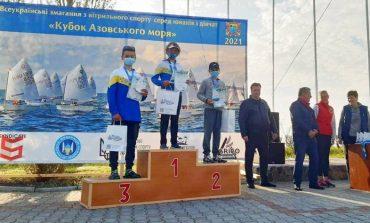 Яхтсмены из Белгород-Днестровского района завоевали три медали