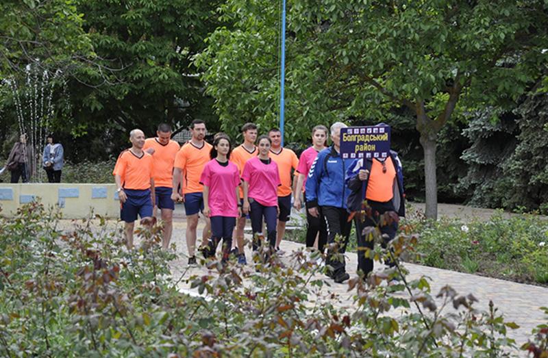 спортивная команда Болградского района