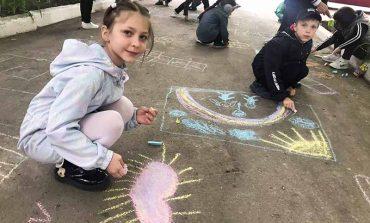 В Болграде День защиты детей отмечают в необычном формате