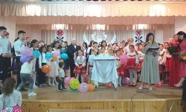 В селе Болградского района музшкола отметила полувековой юбилей (фото)