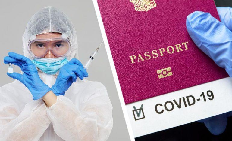 В минздраве рассказали о COVID-паспортах