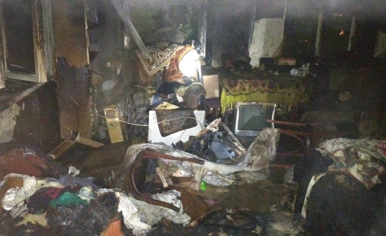 В Овидиополе при пожаре погиб человек