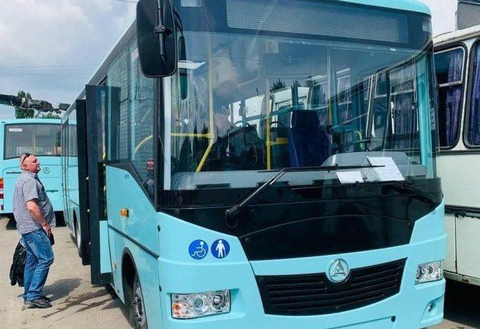 Одесский маршрут № 149 полностью переходит на большие автобусы