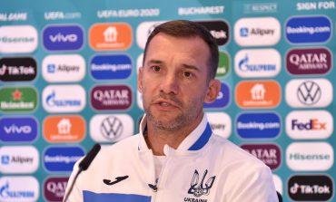 Шевченко вывел свою команду в одну четвертую финала Евро-2020
