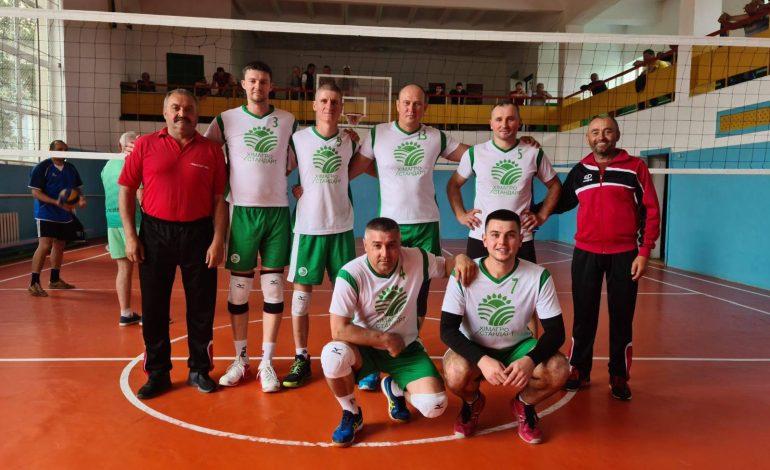 Команда волейболистов Арцизской громады вышла в финал области