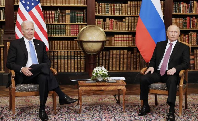 Встреча Байдена и Путина: как отразятся итоги саммита на Украине