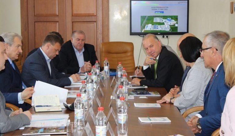 Для строительства парогазовой электростанции в Измаиле привлекут турецких инвесторов